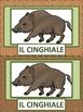 Italian: Gli Animali del Bosco