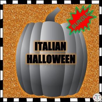 Italian Halloween BUNDLE