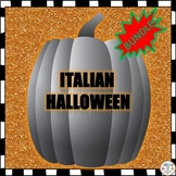 Italian Halloween BUNDLE