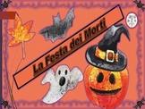 Italian: Halloween Story (La Festa dei Morti)