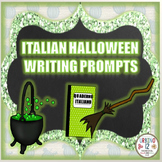 Italian Halloween Writing Prompts