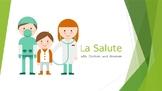 Italian Health and Wellness Vocabulary