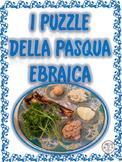 Italian:  I  Puzzle della  Pasqua Ebraica