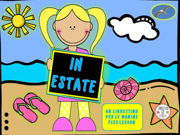 Italian: In Estate