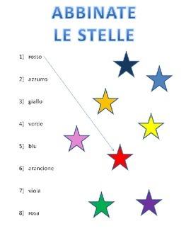 Italian: I Colori Dell'Arcobaleno