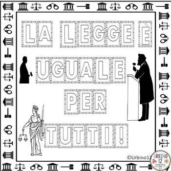 Italian La Legge Banner