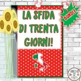 Italian: La Sfida di 30 Giorni ! BUNDLE