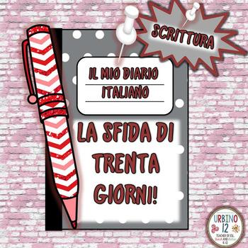 Italiano: La Sfida di 30 Giorni! (SCRITTURA)