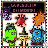 Italian: La Vendetta dei Mostri Vocaboli