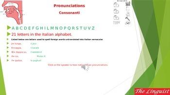 Italian 2 - Novice - Introduction II