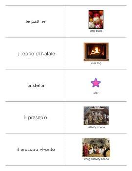 Italian Language Resource Kit: Christmas (Natale)