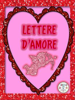 Italian: Lettere D'Amore...
