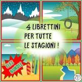 Italian: Librettini per tutte le stagioni  BUNDLE