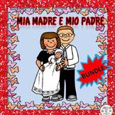 Italian: Mia Madre e Mio Padre BUNDLE