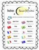 Italian Names of Countries Worksheet Packet