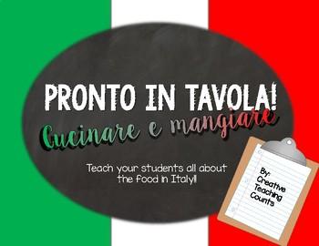 Italian - Ordering Food at a Restaurant