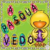Italian: Pasqua Coloring