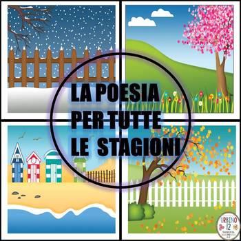 Italian: Poesia per Tutte le Stagioni  BUNDLE