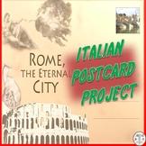 Italian Postcard Project