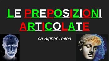 Italian Made Simple: The Prepositional Articles