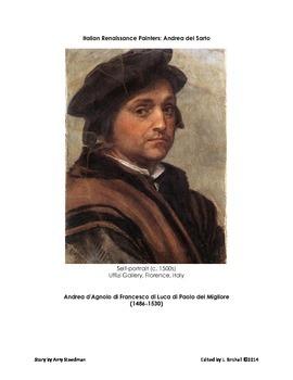 Italian Renaissance Painters: Andrea del Sarto