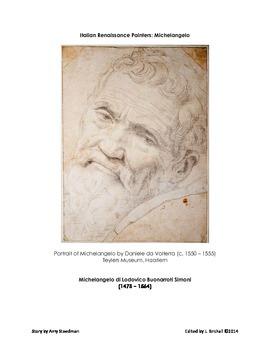 Italian Renaissance Painters: Michelangelo