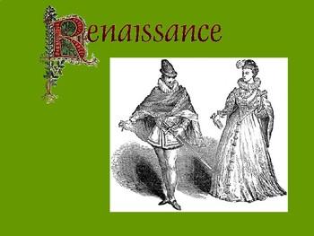 Italian Renaissance PowerPoint