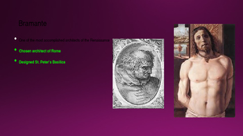 Italian Renaissance Powerpoint Notes