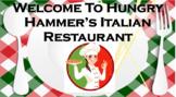 Italian Restaurant Classroom Transformation Power Point