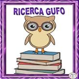 Italian: Ricerca Gufo