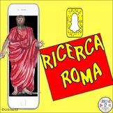 Italian: Ricerca Roma