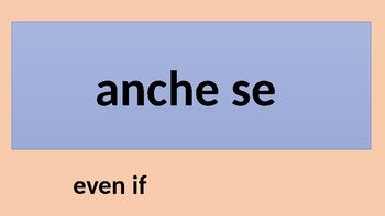 Italian Sentence Connectors Level 2-AP