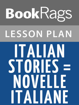 Italian Stories = Novelle Italiane Lesson Plans