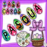 Italian Task Cards: La Pasqua