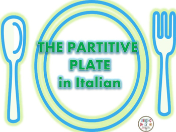 Italian: The Partitive Plate