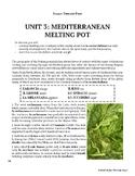 Italian Through Food Beginning Unit #3 (Distance Learning Friendly)