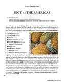 Italian Through Food Beginning Unit #4 (Distance Learning Friendly)