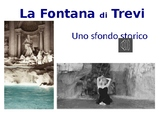 Italian Trevi Fountain Presentation and Historic Overview PPT