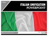 Italian Unification PowerPoint