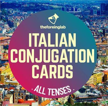 italian conjugation