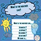 Weather  Flipbook Project