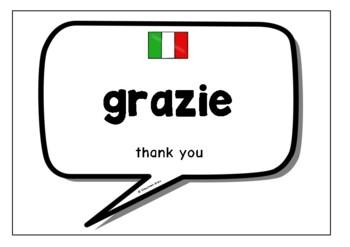 Italian Words & Phrases