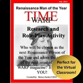 Renaissance Research and Role-Play Activity