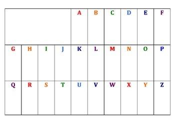 Vocab 8 topics in Italian - sort noun & verb with updates