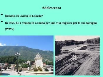 Italian immigration PowerPoint presentation
