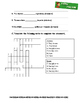 Italian regular '-ere' verbs worksheet