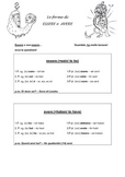 Italian verbs essere, avere, chiamarsi Presente + exercises (distanced learning)
