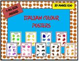 Italian/English Colour Posters