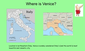 All about Venice Italy