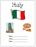 Italy - A research project